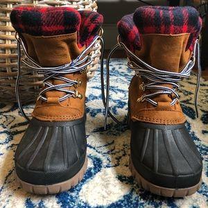 "41f20c89aa1 J.Crew ""The Perfect Winter Boot"""